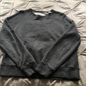 Jack spade grey sweater